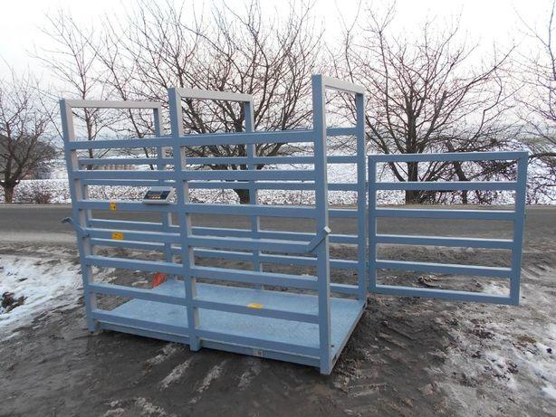 Waga do bydła koni krów (waga do byków) cena BRUTTO / NOWA 2021r.