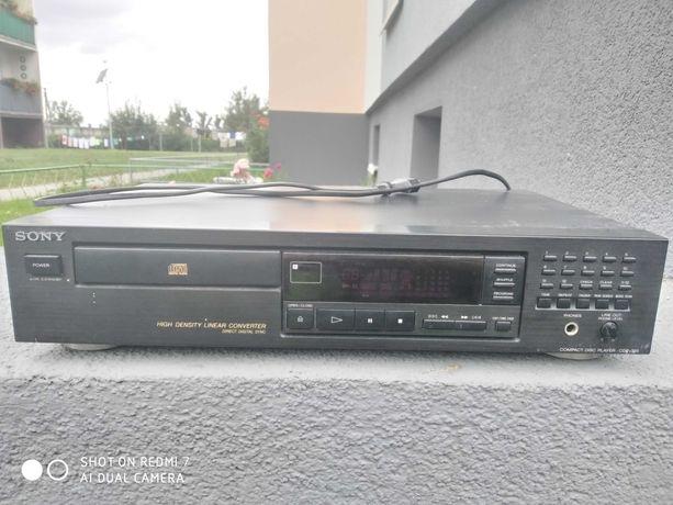 sprzedam odtwarzacz cd sony