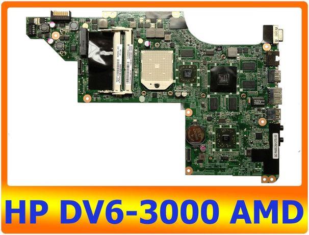 Материнская плата DV6-3000 AMD 603939-001 DA0LX8MB6D1