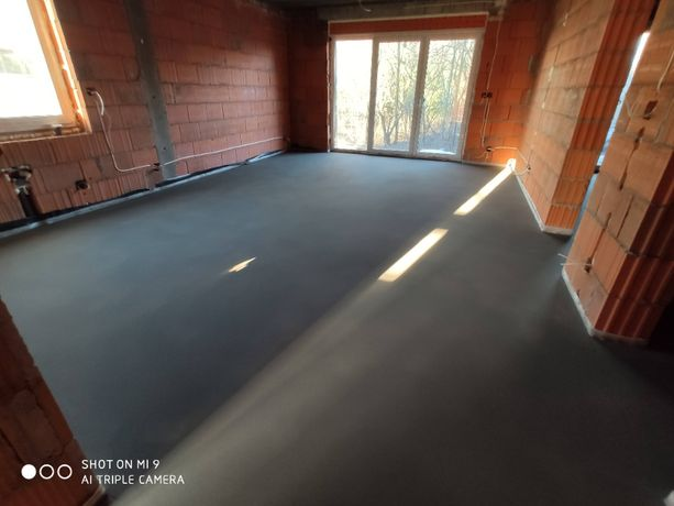 Wylewki Posadzki betonowe MIXOKRET, Inst Podłogowe, Kotłownie, wod kan