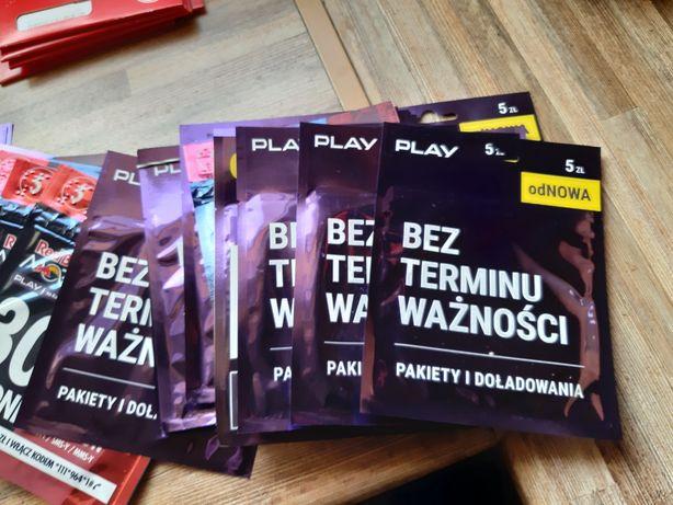 Karta start Play, Virgin 5 zł