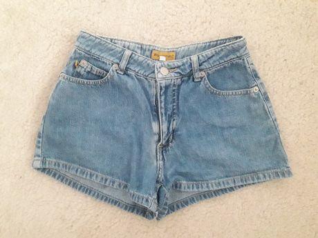 Джинсовые шорты короткие шорты