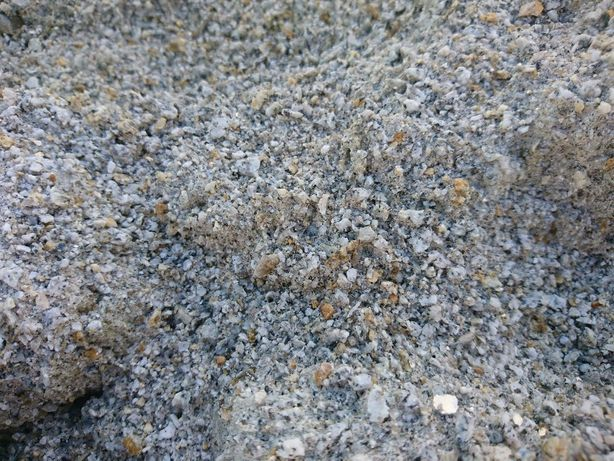 Zasypka granitowa szara i zasypka czarna 0-4mm