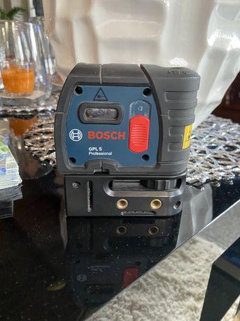 Laser 5 punktowy BOSCH GPL 5