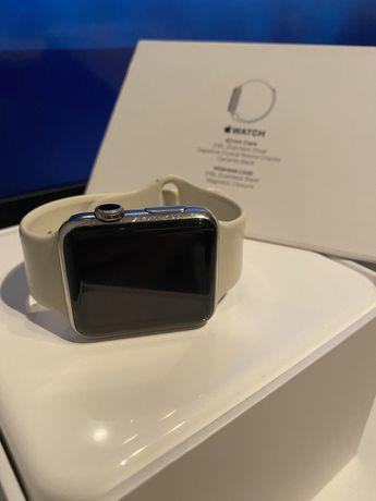 apple watch series 1 stainless steel 42mm