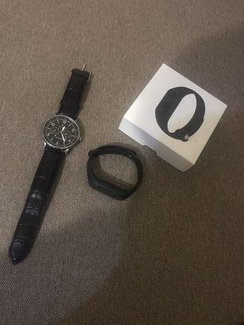 Годинники мі бенд 2,мі бенд3 смарт годинник