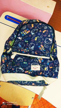Большой рюкзак Hello Kitty
