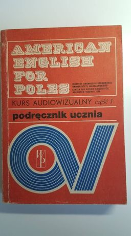 "Książka ""American English For Poles"""