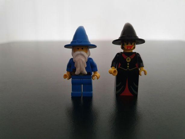 Lego Minifigure/Castle/Witch/Wizard/Wiedzma/Czarodziej