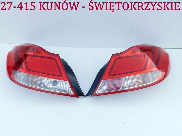 Lampa tylna prawa lewa Opel Insignia A HB kpl komplet tylnych lamp