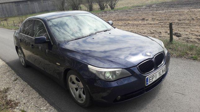 BMW seria 5 E60 525d