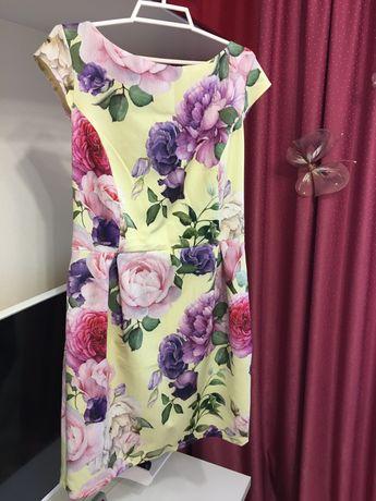 Платье б/у в отличном состоянии