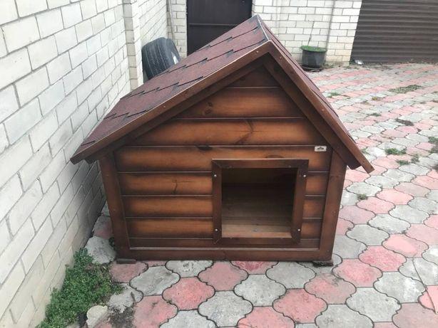 Будка для собак, теплая и качественная