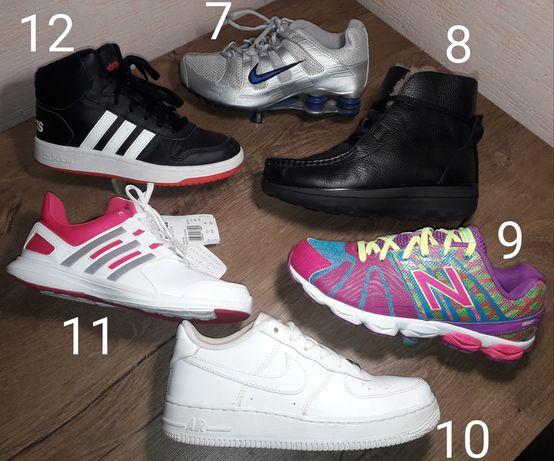 EUR 36 Nike Adidas Converse Vans skechers