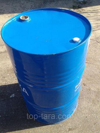 продам бочки металические 200 литров ( две пробки )