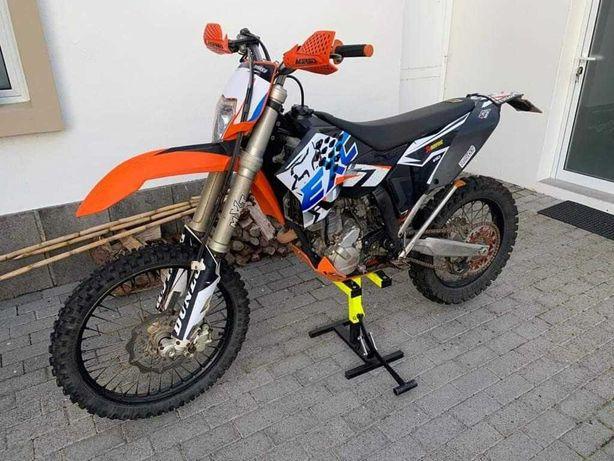 Ktm exc250f 2009