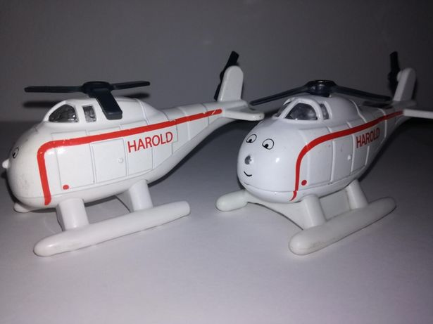 Helikopter Harold take n play