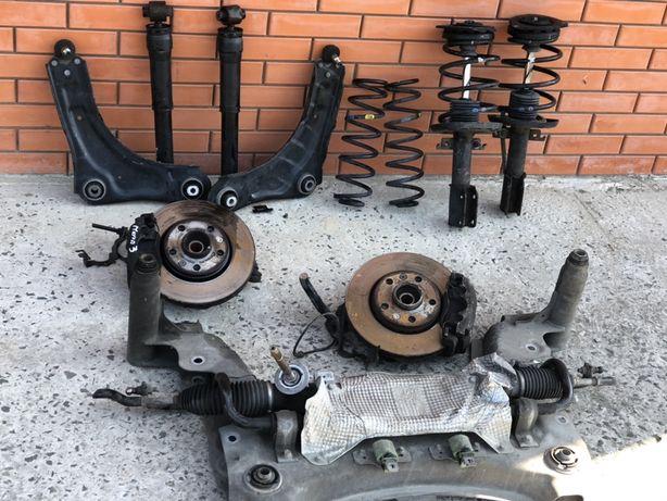 Амортизатор ступиця цапфа супорт Меган 3 Megane 3 Renault 3