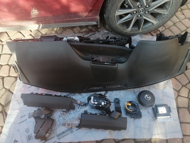 Mazda 3bp, bm 6 gj cx5 , -подушки безопасности ,безпеки