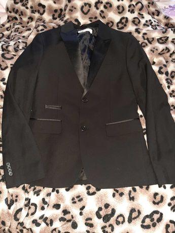 Пиджак h&m на мальчика р 146,152 котон новый срочно