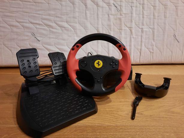 Kierownica do komputera Thrustmaster red Ferrari Racing wheel