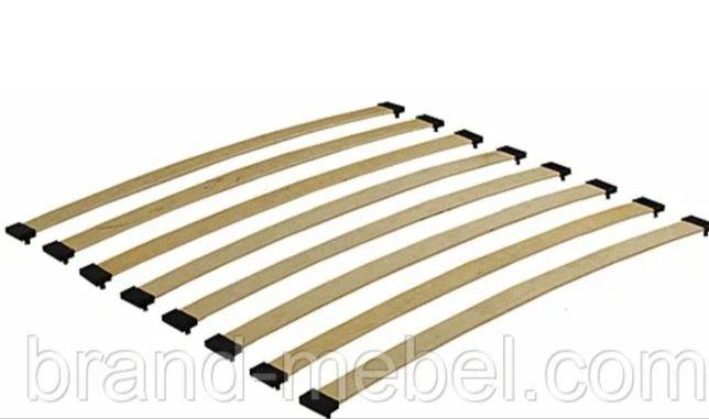 Ламель,та латофлекс букова 600*53 -900*53 мм Та кріплення