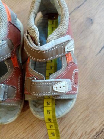 Sandały chłopięce rozmiar 24