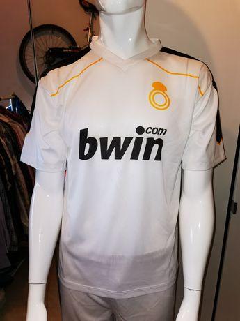 Camisola C Ronaldo 9 Real Madrid Tam L