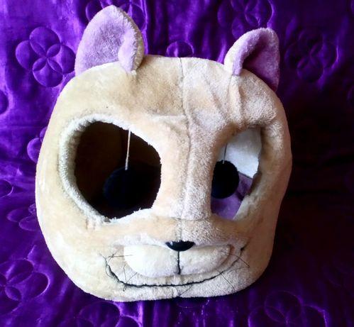 legowisko dla kota-domek główka Kotka