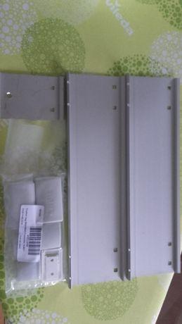 adapter zestaw uchwytów do markizy THULE na ścianie uchwyt markizy