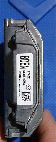 Мазда 3 BP 2019-2021 USA хечбек модуль сенцор камера переднего стекла