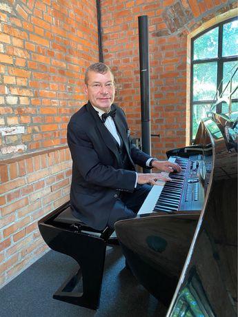 Pianista oprawa imprez
