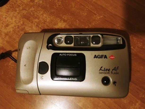 Agfa aparat fotograficzny