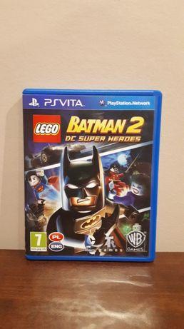 STAN IDEALNY - Gra na PS Vita LEGO Batman 2: DC Super Heroes