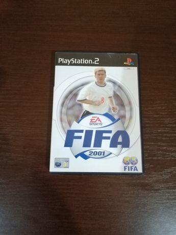 FIFA 2001 na Ps2 kompletna.