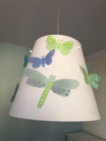 Lampa wisząca Haba -Lato Motyli
