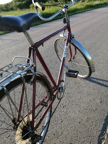 Rower szosowy kolarzówka 28 cali nowe opony i dętki