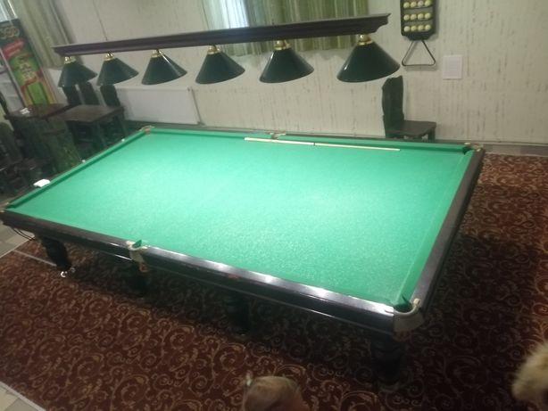 Більярдний стіл 12f