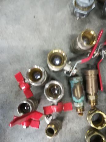 Akcesoria hydrauliczne.
