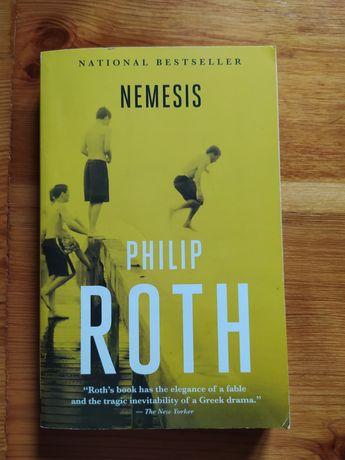 "Ksiazka Philip Roth ""Nemesis"" ANG"