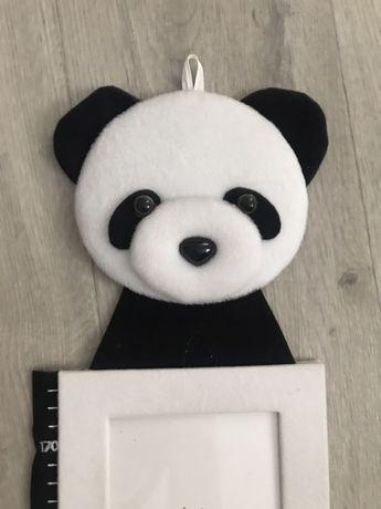 Ростометр панда на 5 фото