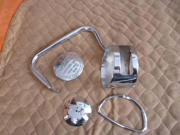 MZ ES 250 Trophy korek, ramka licznika, swiatla ,uchwyt inne