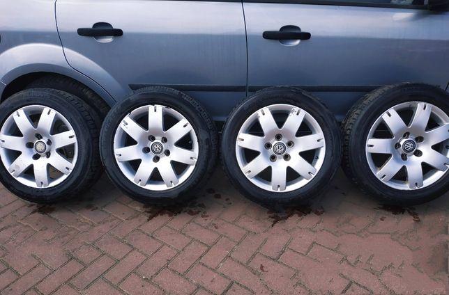 Felgi aluminiowe 5x112 R16 VW Audi Skoda