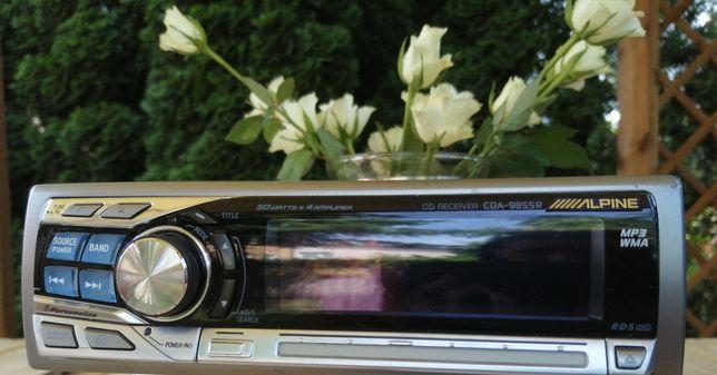 Radio samochodowe Alpine Cda-9855r