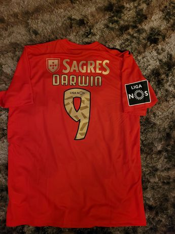 Camisola Oficial do Jogo SL Benfica