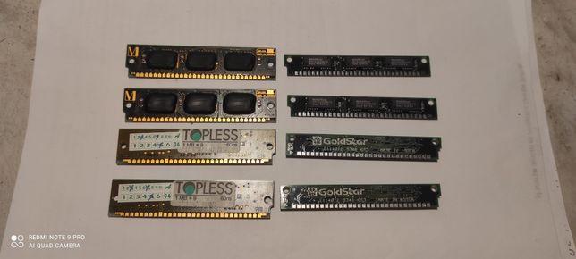 Pamięć RAM SIMM 1MB 30pin Topless