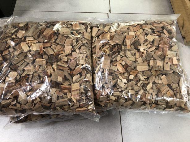 Kostki bukowe podłoże do Terrarium