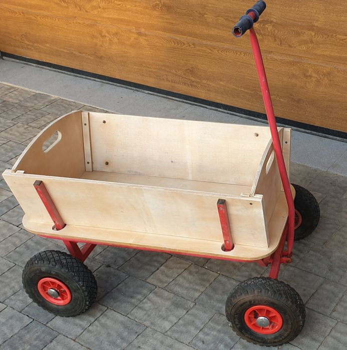 Wózek na gumowych kołach Ożarów Mazowiecki - image 1