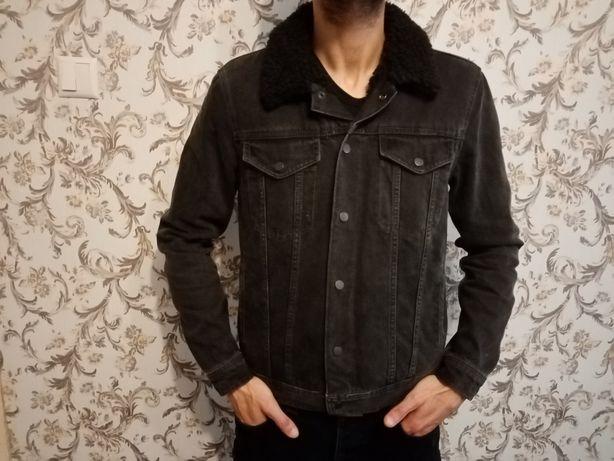Куртка джинсовая Topmen с мехом