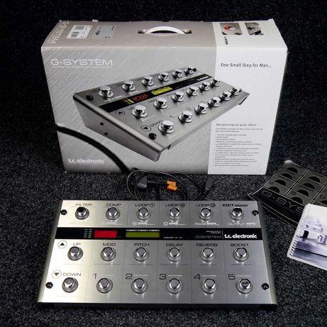 TC Eletronics G-System [NOVO]